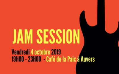 Jam session Café de la Paix – 4 octobre 2019